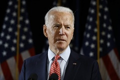 Ông Biden đề xuất chi tiêu quân sự 'khủng' để đối phó Trung Quốc