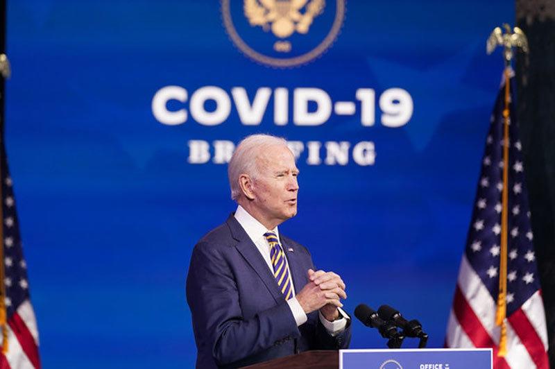 Người Mỹ 'chấm điểm' ông Biden