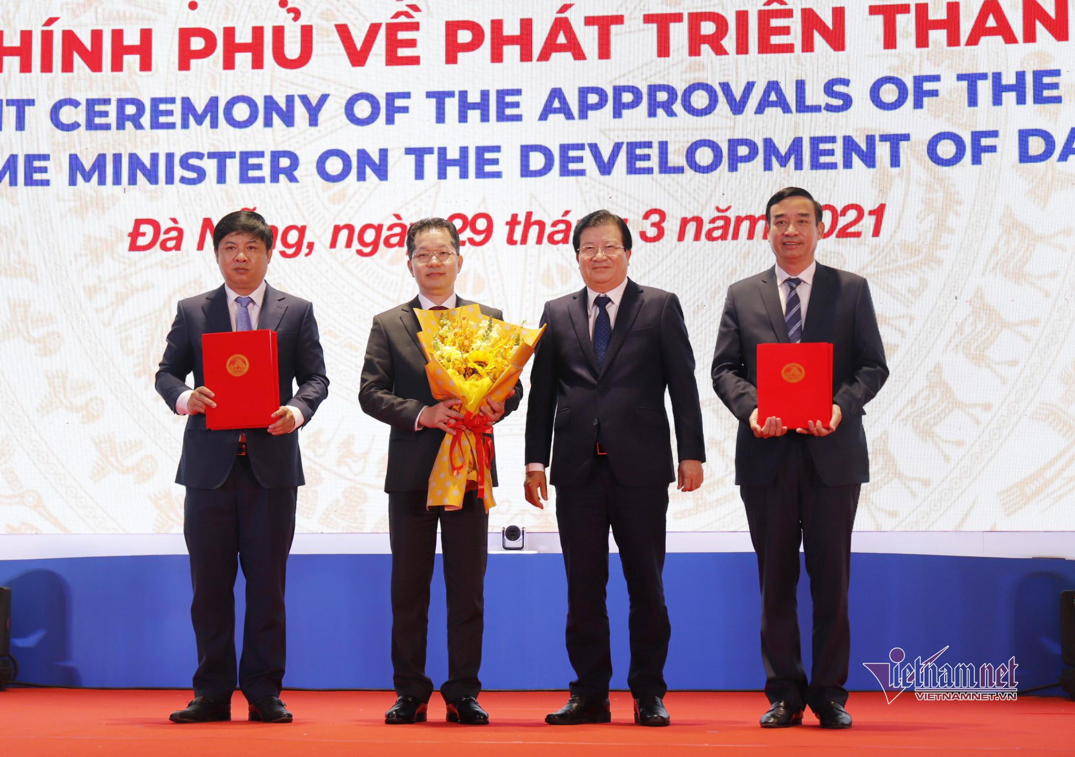 Chủ tịch Đà Nẵng: 'Chúng tôi sẽ nỗ lực để trở thành nơi bạn hài lòng nhất'