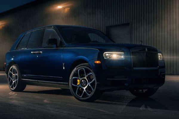 Siêu SUV Rolls-Royce Cullinan của phó chủ tịch Google