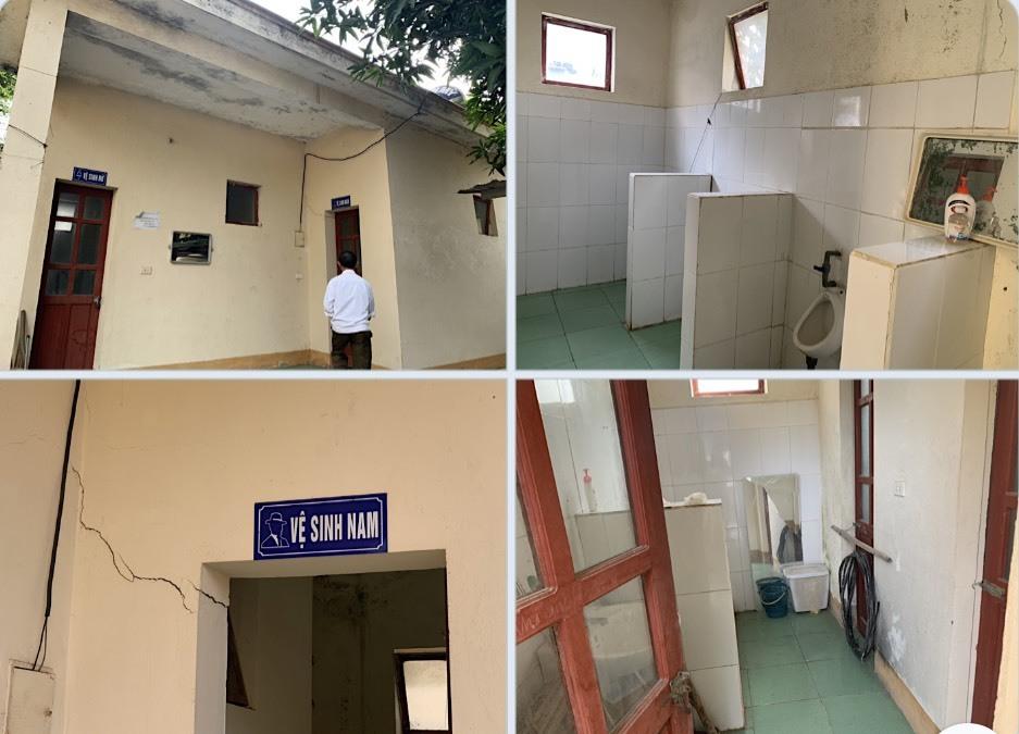 Bí thư huyện ở Hà Tĩnh nói về việc xin 1 tỷ sửa nhà vệ sinh