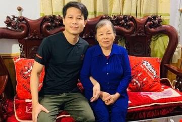 Mother meets recipient of son's heart