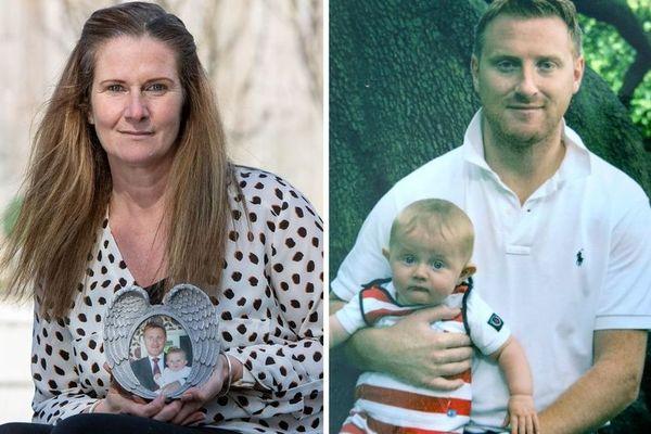 Chồng con đột ngột qua đời, bà mẹ làm một việc đáng kinh ngạc