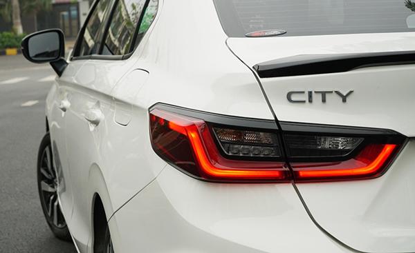 Honda City 2021 trở lại với thiết kế 'lột xác'