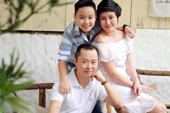Nhạc sĩ, trung tá An Hiếu: 'Vợ tôi là người hiểu chuyện và biết cảm thông'