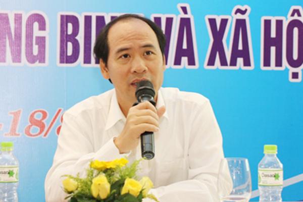 Ông Nguyễn Văn Hồi làm Thứ trưởng Bộ Lao động - Thương binh - Xã hội