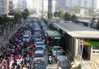 Những lý do khiến tuyến BRT ngàn tỷ Hà Nội thất bại