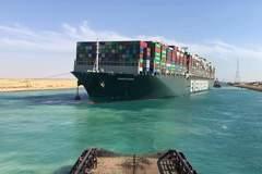 Kênh đào Suez lưu thông trở lại sau khi tàu Ever Given được 'tự do'