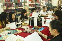 Lan toả văn hoá đọc tới các trường đại học