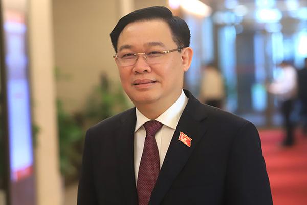 Ông Vương Đình Huệ được giới thiệu bầu Chủ tịch Quốc hội