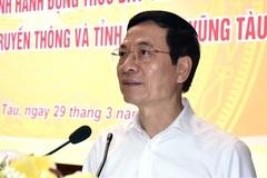 Phát biểu kết luận của Bộ trưởng Nguyễn Mạnh Hùng tại Hội nghị Chuyển đổi số trên địa bàn tỉnh Bà Rịa – Vũng Tàu