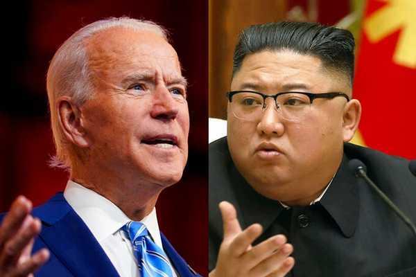 Ông Biden không có ý định gặp lãnh đạo Triều Tiên Kim Jong Un