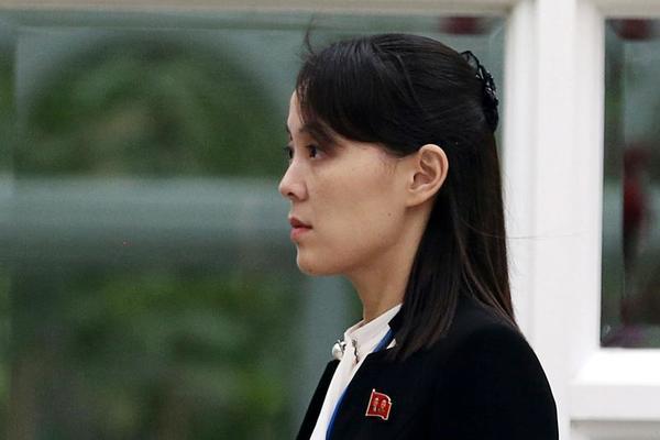 Em gái ông Kim Jong Un chỉ trích Hàn Quốc