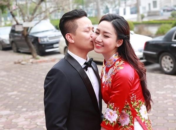 Á hậu Ngô Trà My viên mãn bên chồng đại gia hơn 13 tuổi