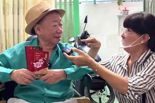 'Quái kiệt làng hài' Tùng Lâm U90 già yếu, nương nhờ vợ kém 20 tuổi
