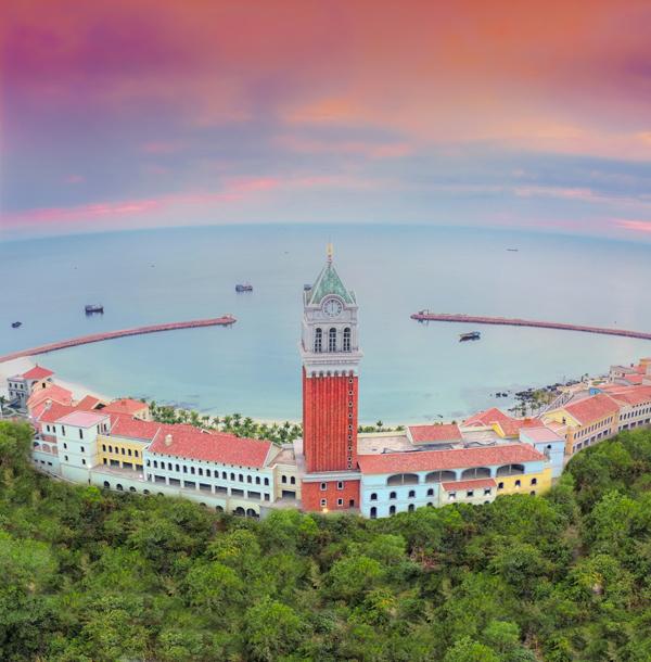 Sun Grand City Hillside Residence - 'mảnh ghép' đắt giá của đảo Ngọc