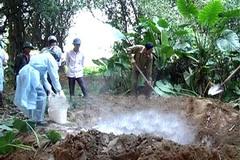 Quảng Nam rốt ráo  tiêu độc, khử trùng môi trường chăn nuôi gia cầm
