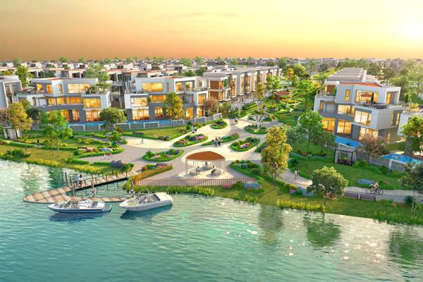 Bất động sản đô thị quy hoạch hoàn chỉnh hấp dẫn nhà đầu tư dài hạn