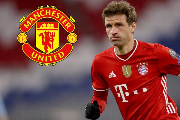 MU mơ Muller, Tottenham mua Coutinho