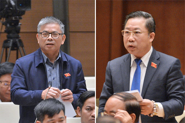 Tướng Nguyễn Thanh Hồng tranh luận với ĐB Lưu Bình Nhưỡng về 'tỷ lệ oan sai'
