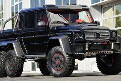 8 chiếc xe bán tải đắt nhất thế giới từng được sản xuất