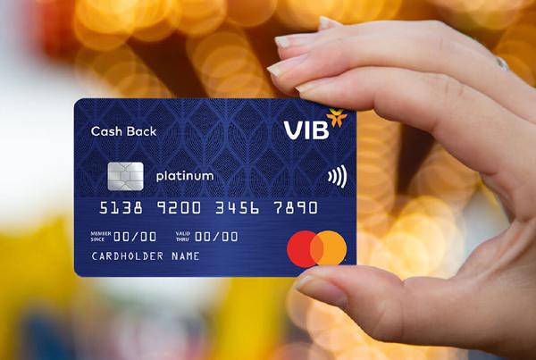Đặc quyền tài chính cho chủ thẻ tín dụng VIB