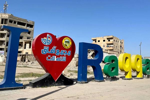 Raqqa chật vật hồi sinh sau nhiều năm thoát khỏi 'lưỡi hái tử thần' IS