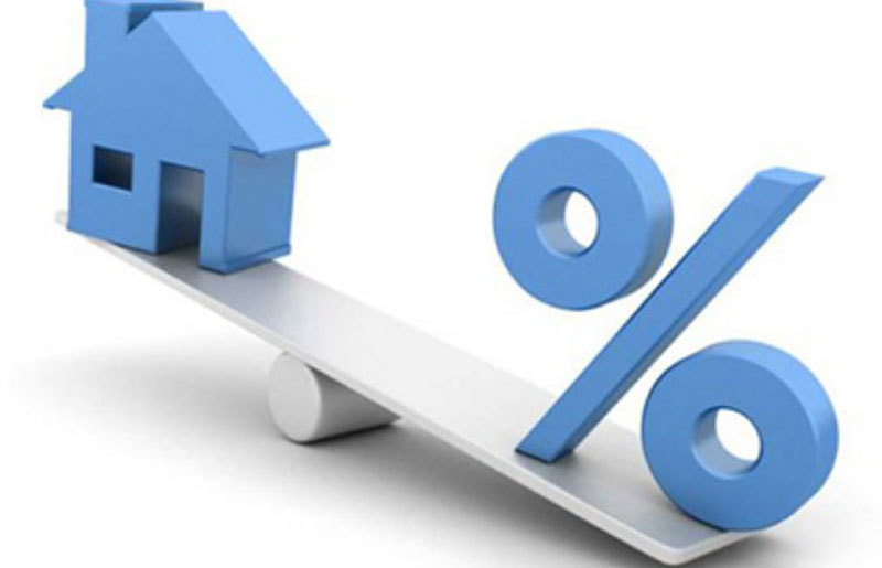 Home loan interest rates fluctuate