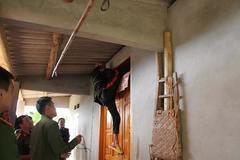 Nam sinh giết hàng xóm, đẩy người nhà vào vòng lao lý