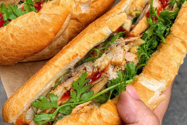 Banh mi – the iconic dish of Vietnam