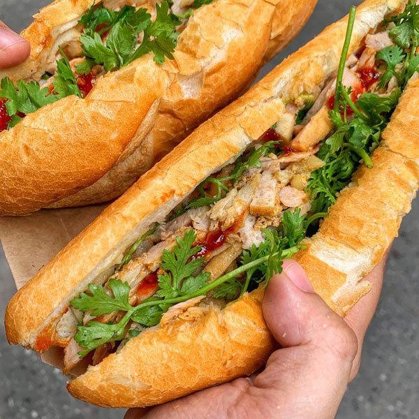 Banh mi – the iconic dish of Vietnam
