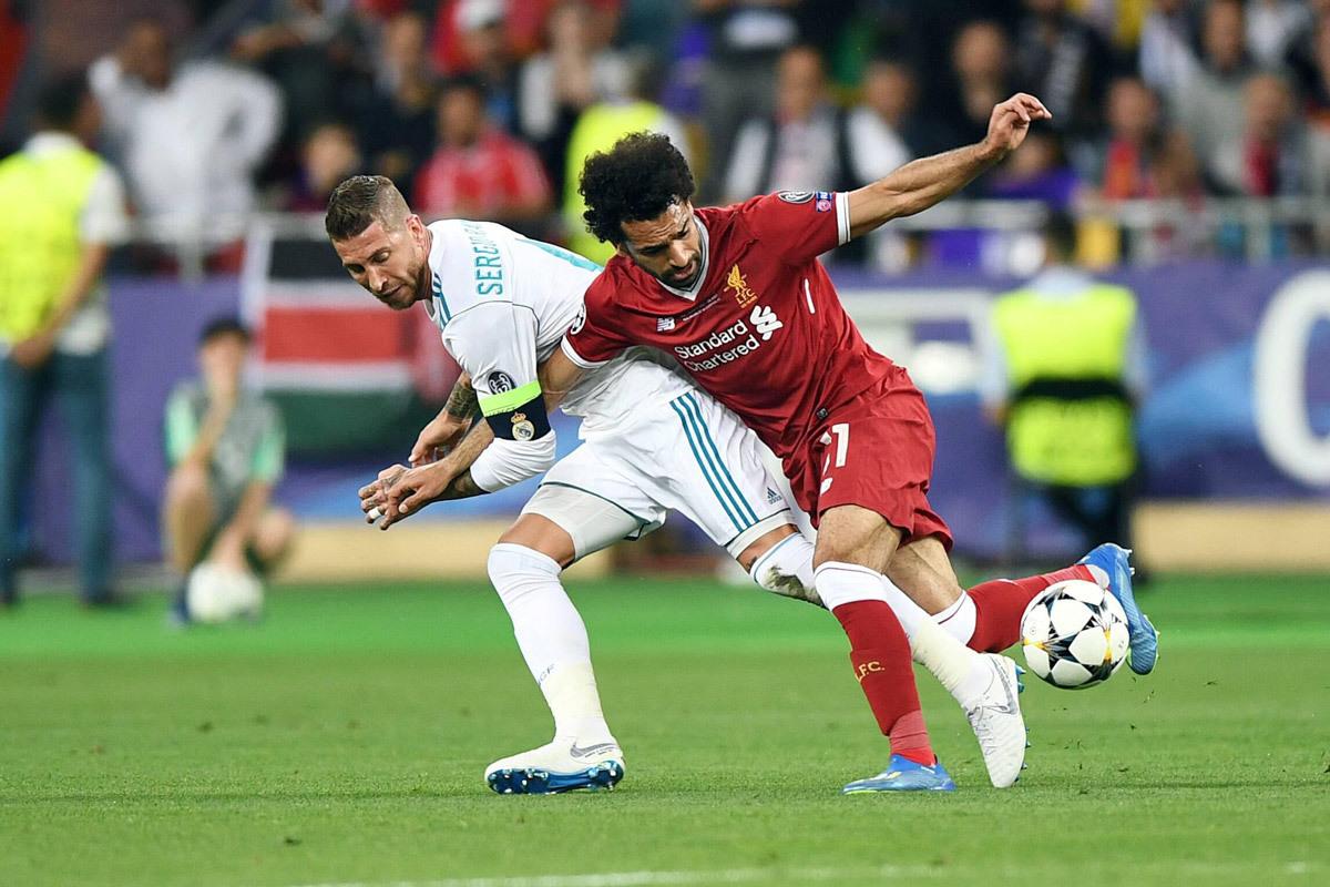 Salah 'tỏ tình' trước thềm Liverpool đấu Real Madrid