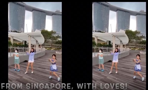 Xuân Lan, Jennifer Phạm tham gia Puzzle Dance Challenge