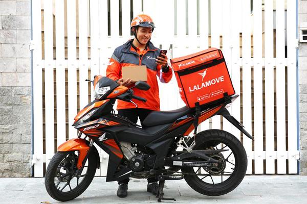 Ứng dụng Lalamove giao hàng siêu tốc cho doanh nghiệp vừa và nhỏ