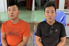 Hai đối tượng chặn đường đánh Thượng uý cảnh sát hình sự, cướp súng