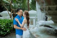 Chi Bảo hạnh phúc bên vợ kém 16 tuổi