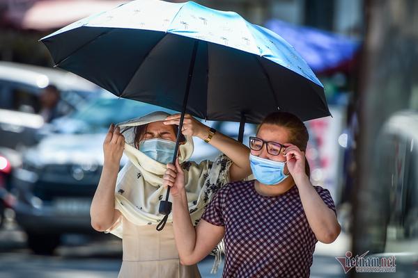 Dự báo thời tiết 31/3, nắng nóng gay gắt, miền Trung có nơi trên 40 độ