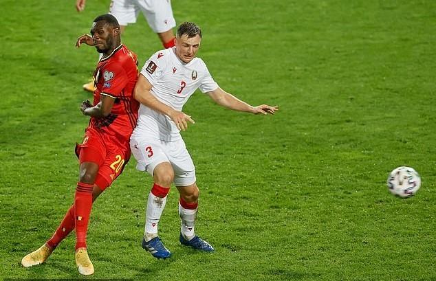 Bỉ nhấn chìm Belarus bằng tỷ số 8-0