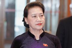 Bà Nguyễn Thị Kim Ngân chính thức rời ghế Chủ tịch Quốc hội