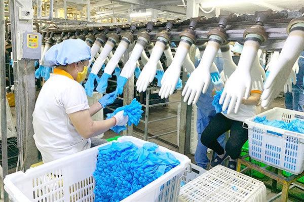 Many Vietnamese exporters see profit soar during COVID-19