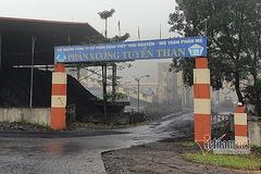 Than Phấn Mễ đóng cửa mỏ, nộp ngân sách gần 164 tỷ đồng
