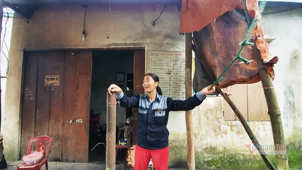 """Cụ bà 82 tuổi, 15 năm vận hành  """"BOT làng"""" đầu tiên ở Thái Nguyên"""