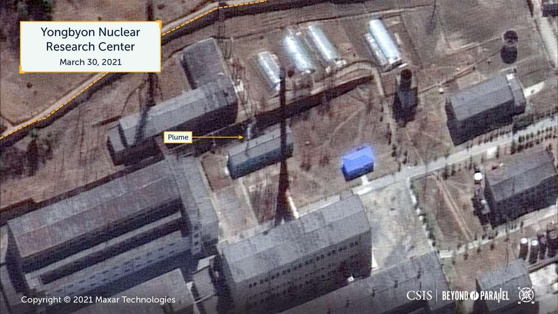 Dấu hiệu Triều Tiên đang tái hoạt động cơ sở hạt nhân