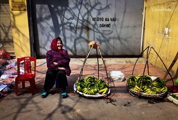 Hanoi,street vendors