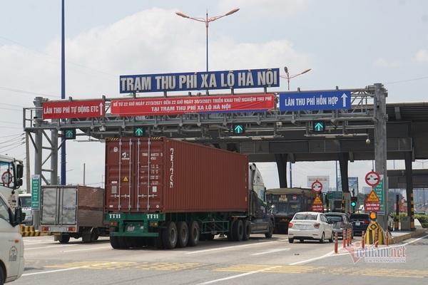 Tạm dừng thu phí đường BOT ở các tỉnh phía Nam để phòng Covid-19