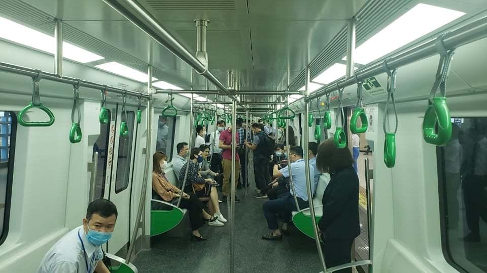 Bàn giao đường sắt Cát Linh - Hà Đông cho Hà Nội vào tháng 5