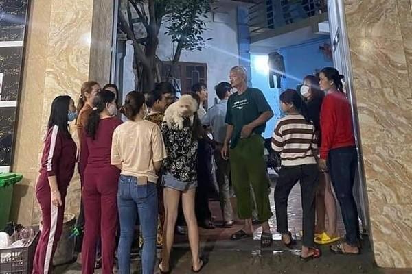 Cô gái 19 tuổi tử vong trong phòng trọ ở Bắc Giang