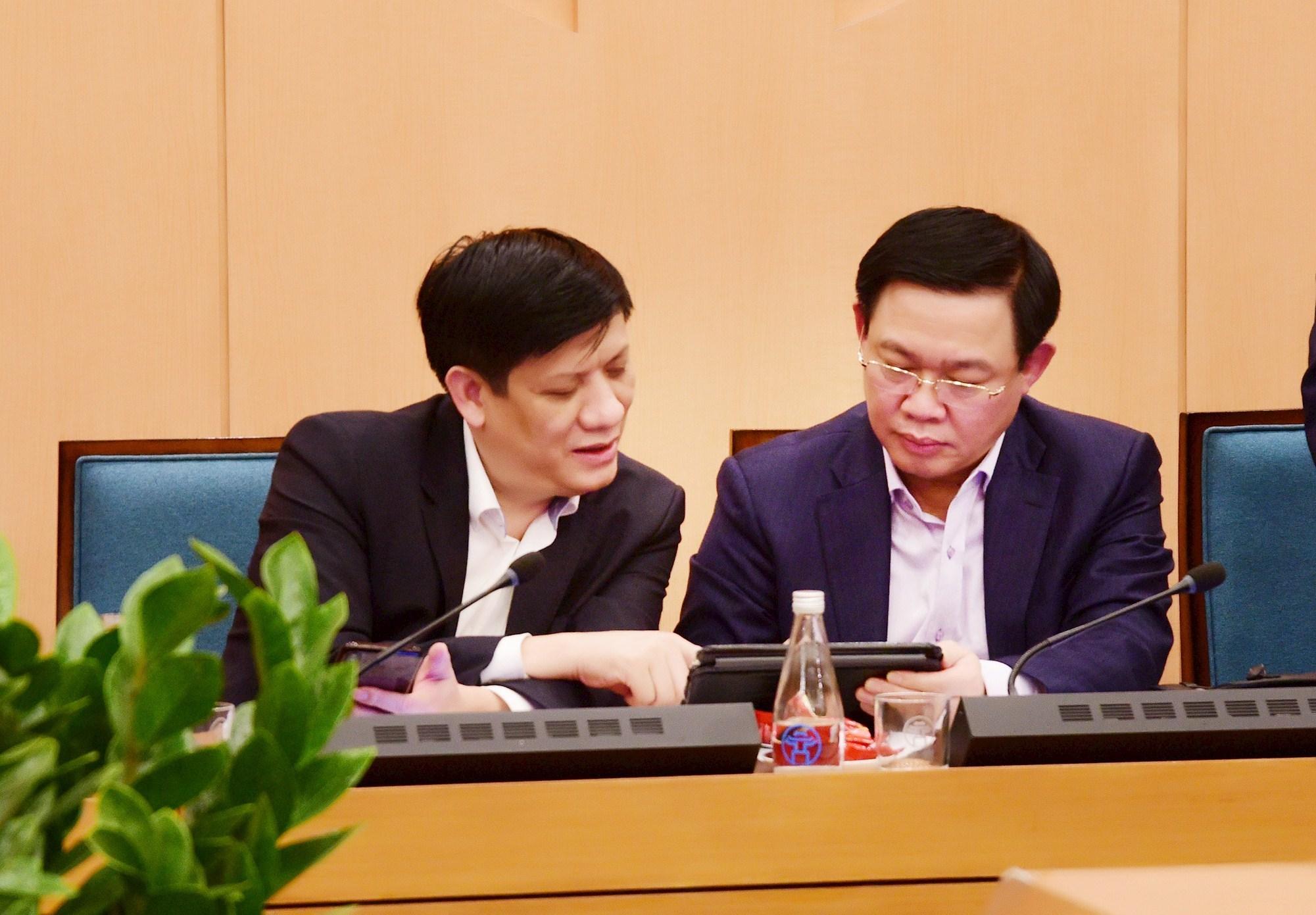 Những cuộc họp lúc nửa đêm của ông Vương Đình Huệ trước khi làm Chủ tịch QH