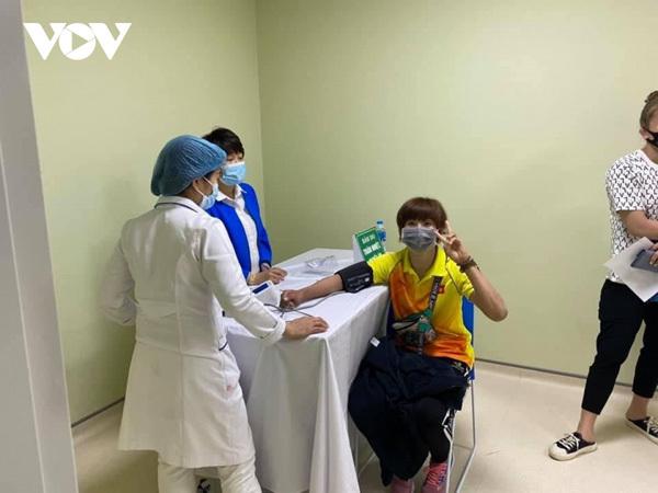 Athletes,covid-19 vaccine,vaccination