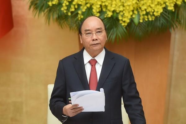 Thủ tướng Nguyễn Xuân Phúc giao nhiều việc cho các bộ, ngành